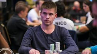 Byron Kaverman2013 WSOP Europe