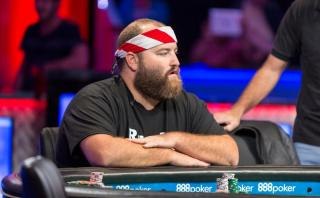 Scott Stewart WSOP Main Day 7